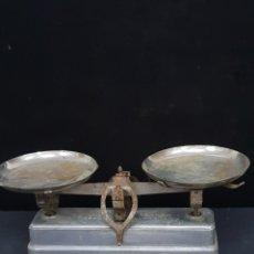 Antigüedades: BALANZA DE PLATOS. Lote 236029775