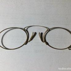 Antigüedades: GAFAS ANTIGUAS DE PINZA , SIGLO XIX , SIN CRISTALES .. Lote 236181420