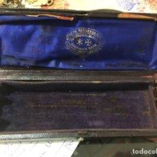 Antigüedades: CAJA DE NAVAJAS JOSEPH RODGERS. VACIA. Lote 236319910