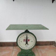 Antigüedades: ANTIGUA BASCULA SALTER NO. 50P. Lote 236399195
