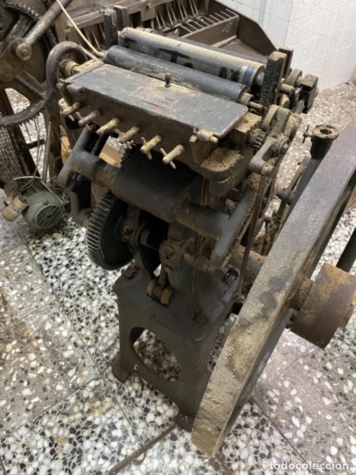 Antigüedades: Imprenta encuadernacion guillotinas - Foto 12 - 236495565