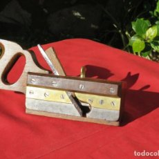 Antigüedades: CEPILLO CARPINTERO. Lote 236508580