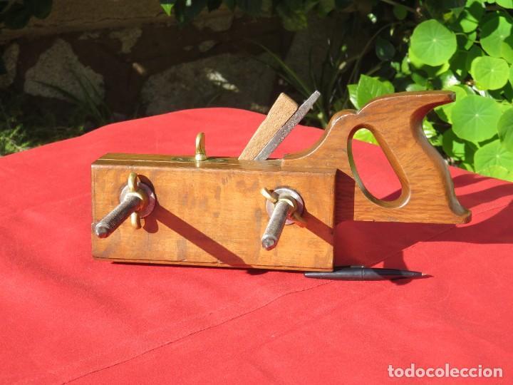 Antigüedades: Cepillo carpintero - Foto 2 - 236508580