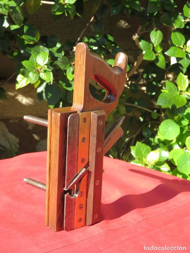Antigüedades: Cepillo carpintero - Foto 3 - 236508580
