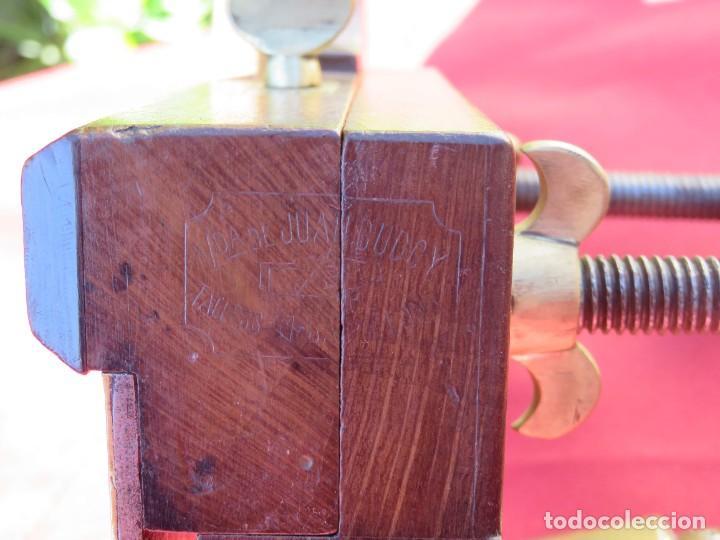 Antigüedades: Cepillo carpintero - Foto 4 - 236508580