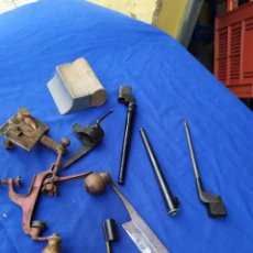 Antigüedades: ANTIGUO LOTE DE HERRAMIENTAS SIGLO XIX. Lote 236540280