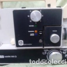 Antigüedades: PROYECTOR VINTAG **EUMIG MODEL MARK 610 D**MADE IN AUSTRIA. Lote 236540290