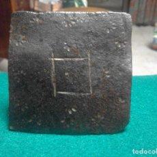 Antigüedades: ANTIGUO CLAVO DE FORJA, SIGLO XVIII O ANTERIOR. Lote 236797470