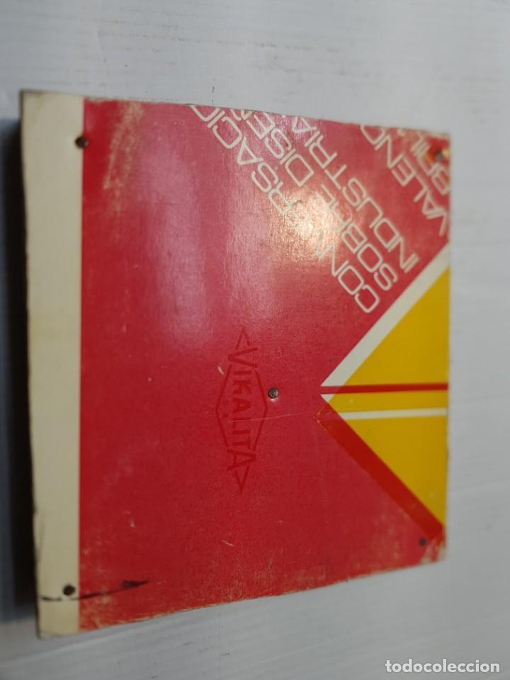 Antigüedades: Tampon Metalico-Cliche Imprenta metalico Fotografía fiestas Moros y Cristianos Alcoy - Foto 4 - 236818015