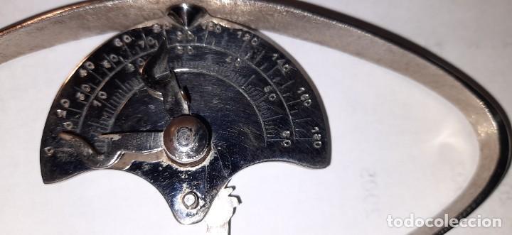 Antigüedades: Dinamómetro Médico Manual - Foto 5 - 236825215