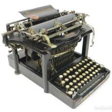 Antigüedades: ANTIGUA MAQUINA DE ESCRIBIR REMINGTON Nº7 AÑO 1898 TYPEWRITER SCHREIBMASCHINE. Lote 236892555