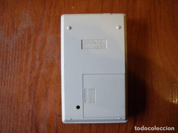 Antigüedades: CALCUALDORA CASIO FX-101 FX101 FUNCIONANDO - Foto 4 - 236947025