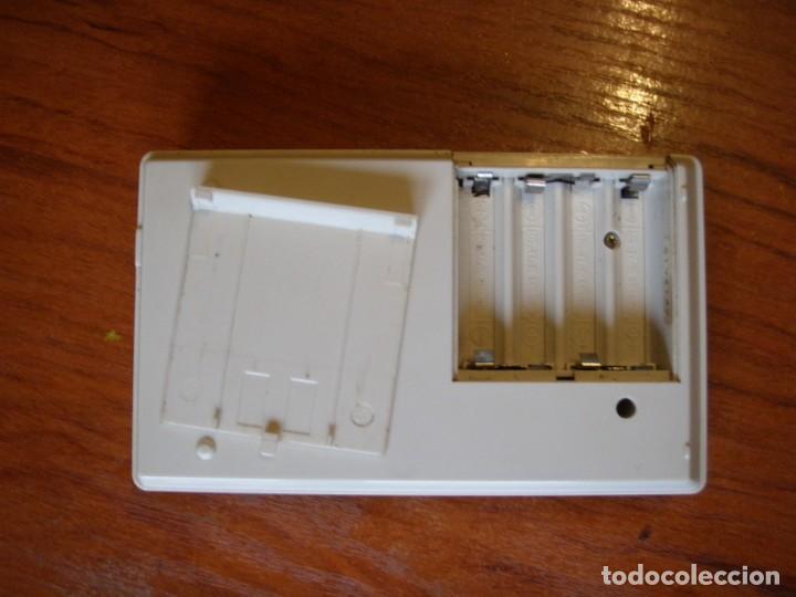 Antigüedades: CALCUALDORA CASIO FX-101 FX101 FUNCIONANDO - Foto 5 - 236947025