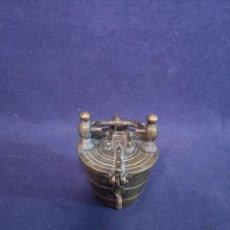 Antigüedades: PONDERAL DE VASOS ANIDADOS SIGLO XIX. Lote 236950335