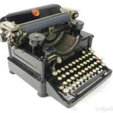 Antigüedades: ANTIGUA MAQUINA DE ESCRIBIR SECOR Nº2 AÑO 1915 TYPEWRITER SCRHEIBMASCHINE. Lote 236954760