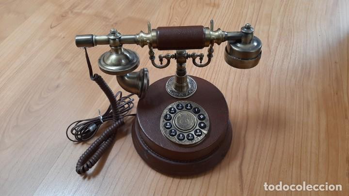 REPRODUCCIÓN TELÉFONO ANTIGUO (Antigüedades - Técnicas - Teléfonos Antiguos)