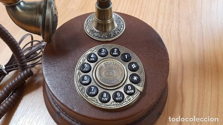Teléfonos: Reproducción teléfono antiguo - Foto 3 - 237124265