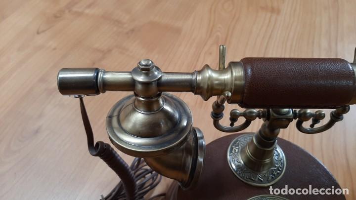 Teléfonos: Reproducción teléfono antiguo - Foto 4 - 237124265