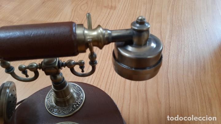 Teléfonos: Reproducción teléfono antiguo - Foto 5 - 237124265