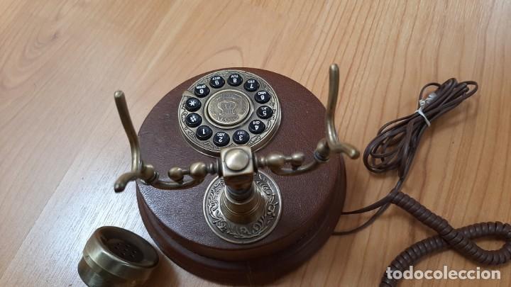 Teléfonos: Reproducción teléfono antiguo - Foto 9 - 237124265