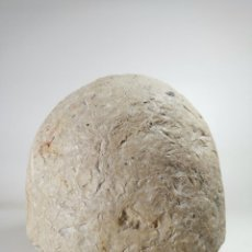 Antigüedades: ANTIGUA PESA CATALANA DE PIEDRA PARA BASCULA...5 KILOS. Lote 237380680