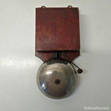Antigüedades: ANTIGUO TIMBRE ELÉCTRICO DE CAMPANA.. Lote 237533050