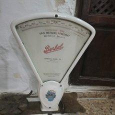 Antiguidades: ANTIGUA BÁSCULA O BALANZA BERKEL. Lote 237572915