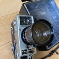 Antigüedades: CINEMAX-85E AUTO ZOOM 8MM, JAPAN.. Lote 237769985