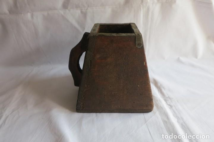 Antigüedades: medida Aragonesa ALMUD - Foto 2 - 237827575