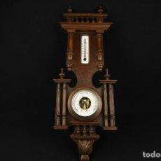 Antigüedades: ANTIGUO BAROMETRO. Lote 237895760