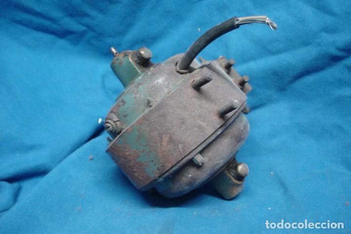 ANTIGUO Y RARO MOTOR - FUNCIONA (Antigüedades - Técnicas - Herramientas Profesionales - Electricidad)