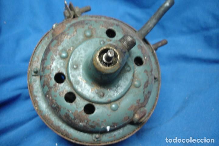 Antigüedades: ANTIGUO Y RARO MOTOR - FUNCIONA - Foto 3 - 237927425