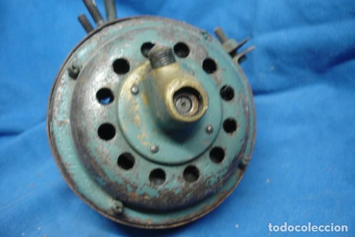 Antigüedades: ANTIGUO Y RARO MOTOR - FUNCIONA - Foto 4 - 237927425