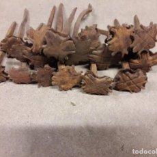 Antigüedades: CLAVOS FORJA. Lote 238009640
