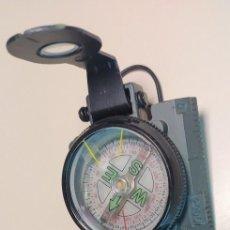 Antigüedades: PRISMÁTIC COMPASS TELEFONICA. Lote 238107355