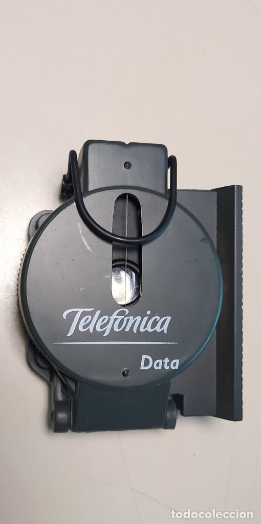 Antigüedades: PRISMÁTIC COMPASS TELEFONICA - Foto 4 - 238107355