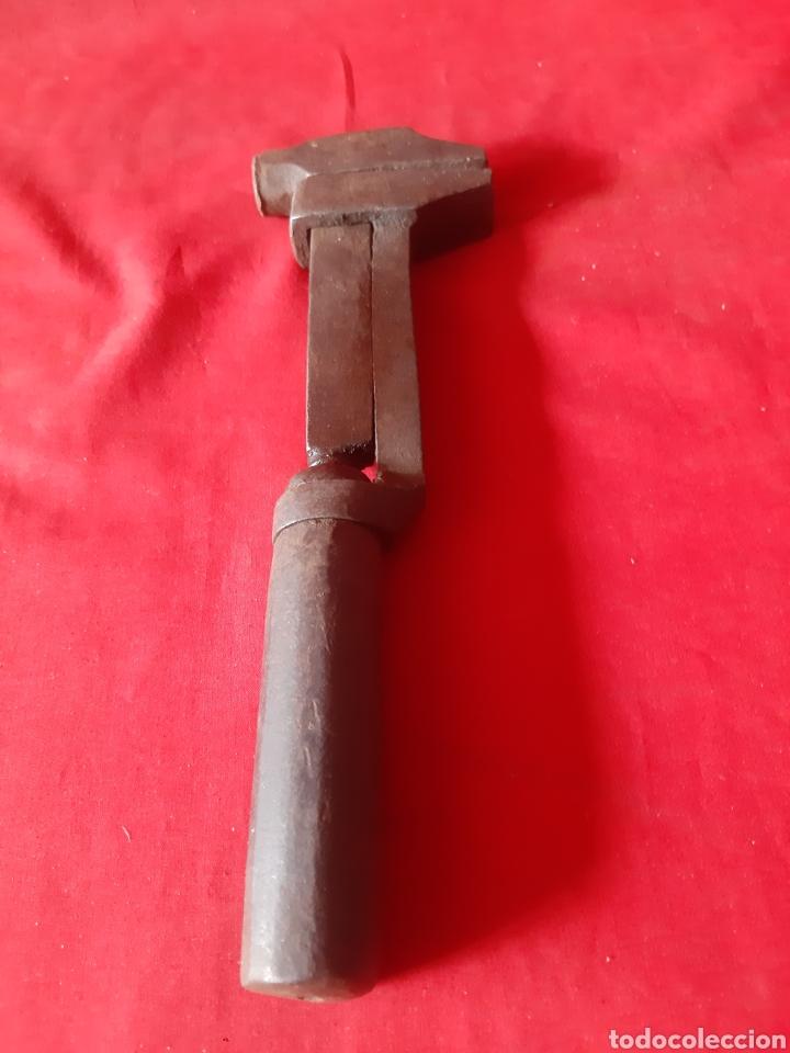 Antigüedades: Raras Y antigua llave inglesa - Foto 3 - 238200165