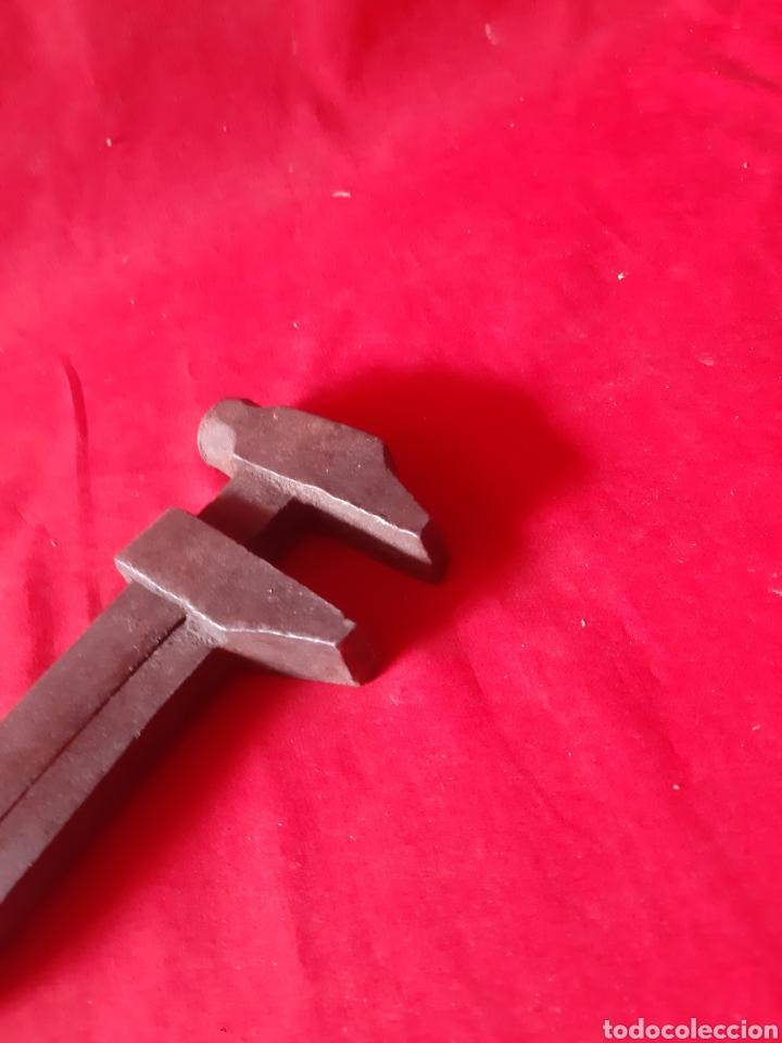 Antigüedades: Raras Y antigua llave inglesa - Foto 4 - 238200165