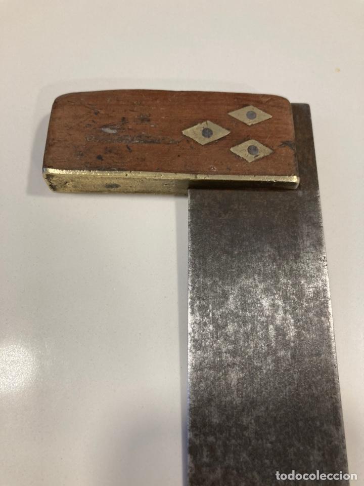Antigüedades: Lote herramientas de carpintero antiguas. - Foto 4 - 238323900