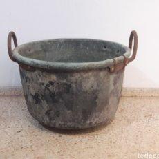 Antigüedades: CALDERO COBLE. Lote 238327355