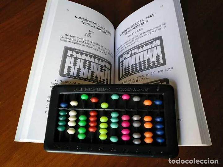 Antigüedades: MANUAL DEL ÁBACO Y ÁBACO - CALCULADORA ABACUS CALCULATOR - - Foto 6 - 238438745