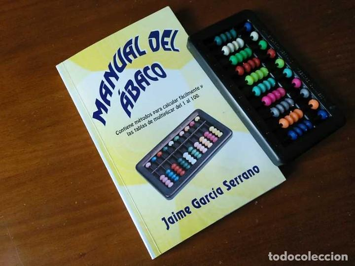 Antigüedades: MANUAL DEL ÁBACO Y ÁBACO - CALCULADORA ABACUS CALCULATOR - - Foto 18 - 238438745