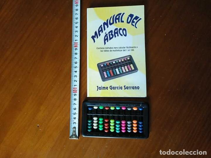Antigüedades: MANUAL DEL ÁBACO Y ÁBACO - CALCULADORA ABACUS CALCULATOR - - Foto 27 - 238438745