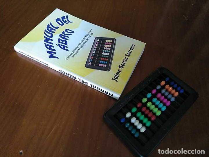 Antigüedades: MANUAL DEL ÁBACO Y ÁBACO - CALCULADORA ABACUS CALCULATOR - - Foto 36 - 238438745