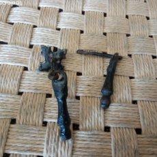 Antigüedades: TIRADORES ANTIGUOS. Lote 238449900