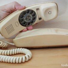Teléfonos: TELEFONO GONDOLA MARFIL - CREMA - CITESA MALAGA - ECUALIZADO - BUEN ESTADO - FUNCIONANDO. Lote 238656505