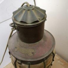 Antiquités: FAROL DE BARCO. Lote 238669745