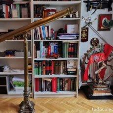 Antigüedades: TELESCOPIO E.VION PARIS - SIGLO XIX - XX. Lote 238827120