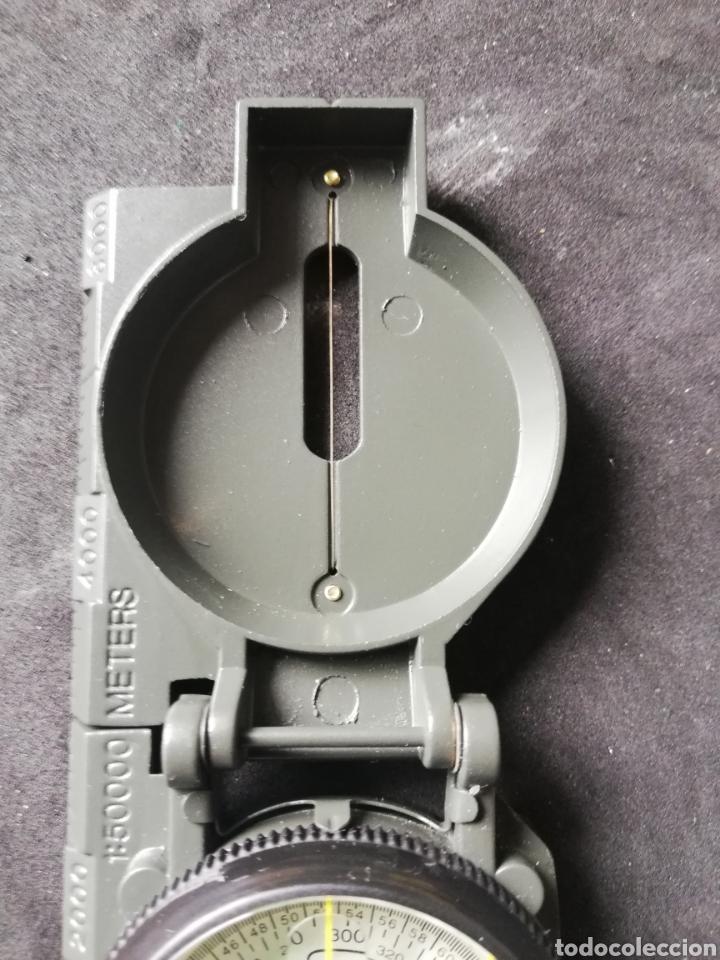 Antigüedades: BRUJULA tipo militar presentación C3 - Foto 6 - 239365295