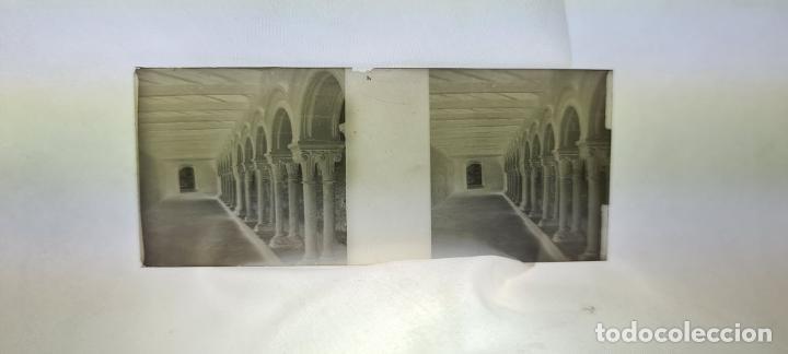 Antigüedades: CONJUNTO DE VISOR ESTEREOSCÓPICO PLANOX Y 126 PLACAS DE CRISTAL. SIGLO XX. - Foto 5 - 239383130